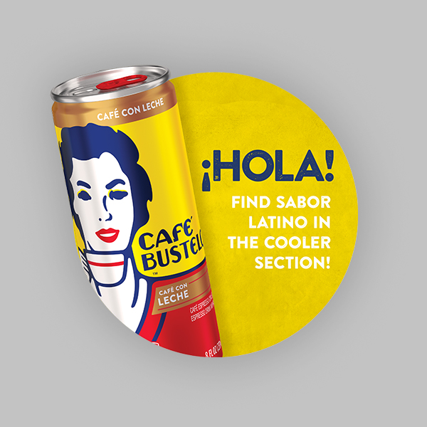 Café Bustelo – Ready to Drink Product Launch thumbnail